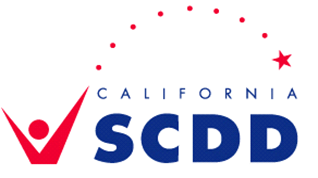 California SCDD logo