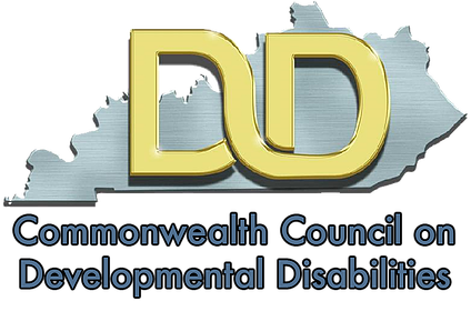 Kentucky CCDD logo