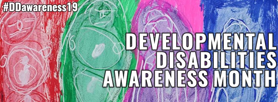 DD Awareness Month. Art by Gary Murrel