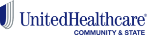 United HealthCare Comm&State Logo